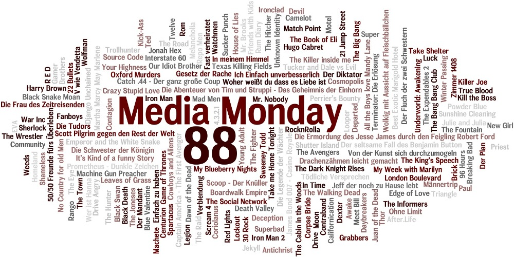 Media Monday #88