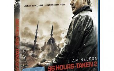 Gewinnt eine Blu-ray von 96 Hours - Taken 2