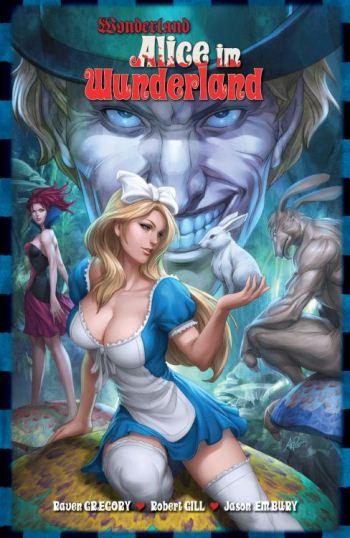 Wonderland 7: Alice im Wunderland 1 | © Panini