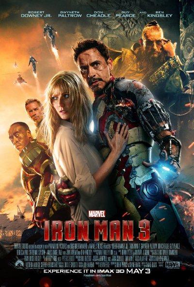 Iron Man 3 | © Concorde