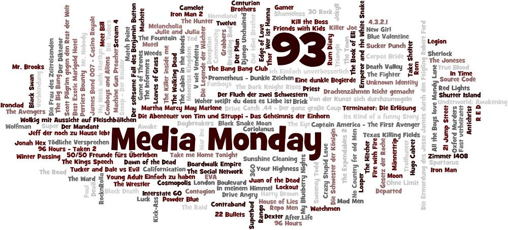 Media Monday #93