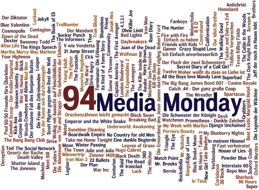 Media Monday #94