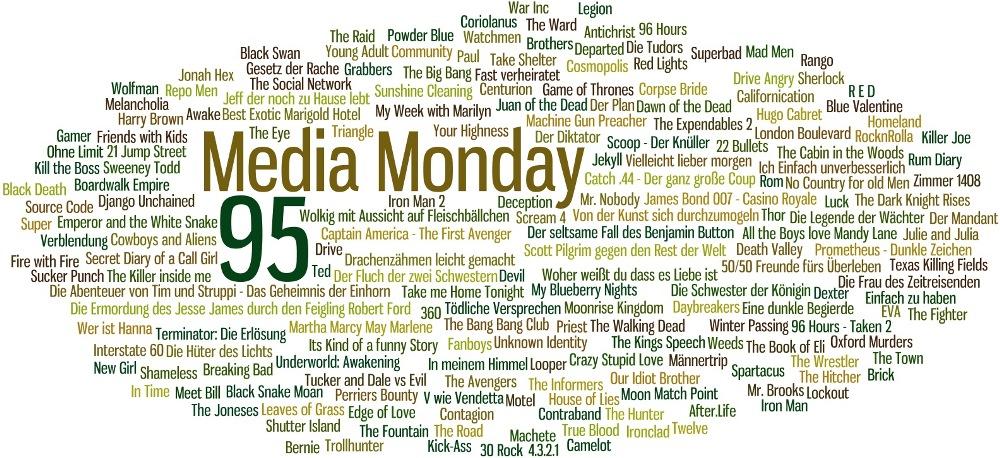 Media Monday #95