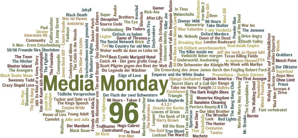 Media Monday #96