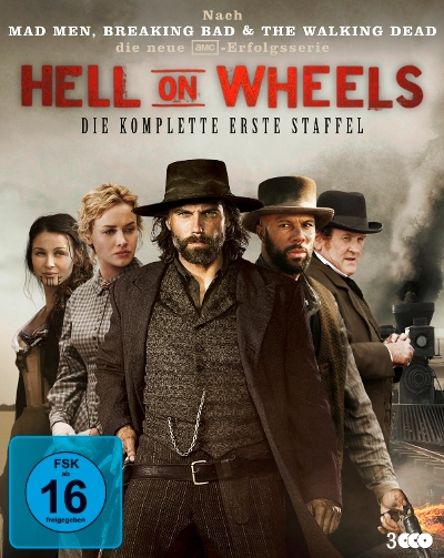 Hell on Wheels | © WVG Medien
