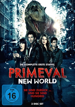 Primeval: New World - Die komplette erste Staffel