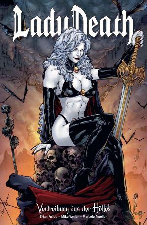 Lady Death 1: Vertreibung aus der Hölle!