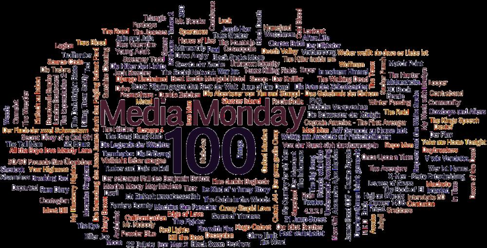 Media Monday 100