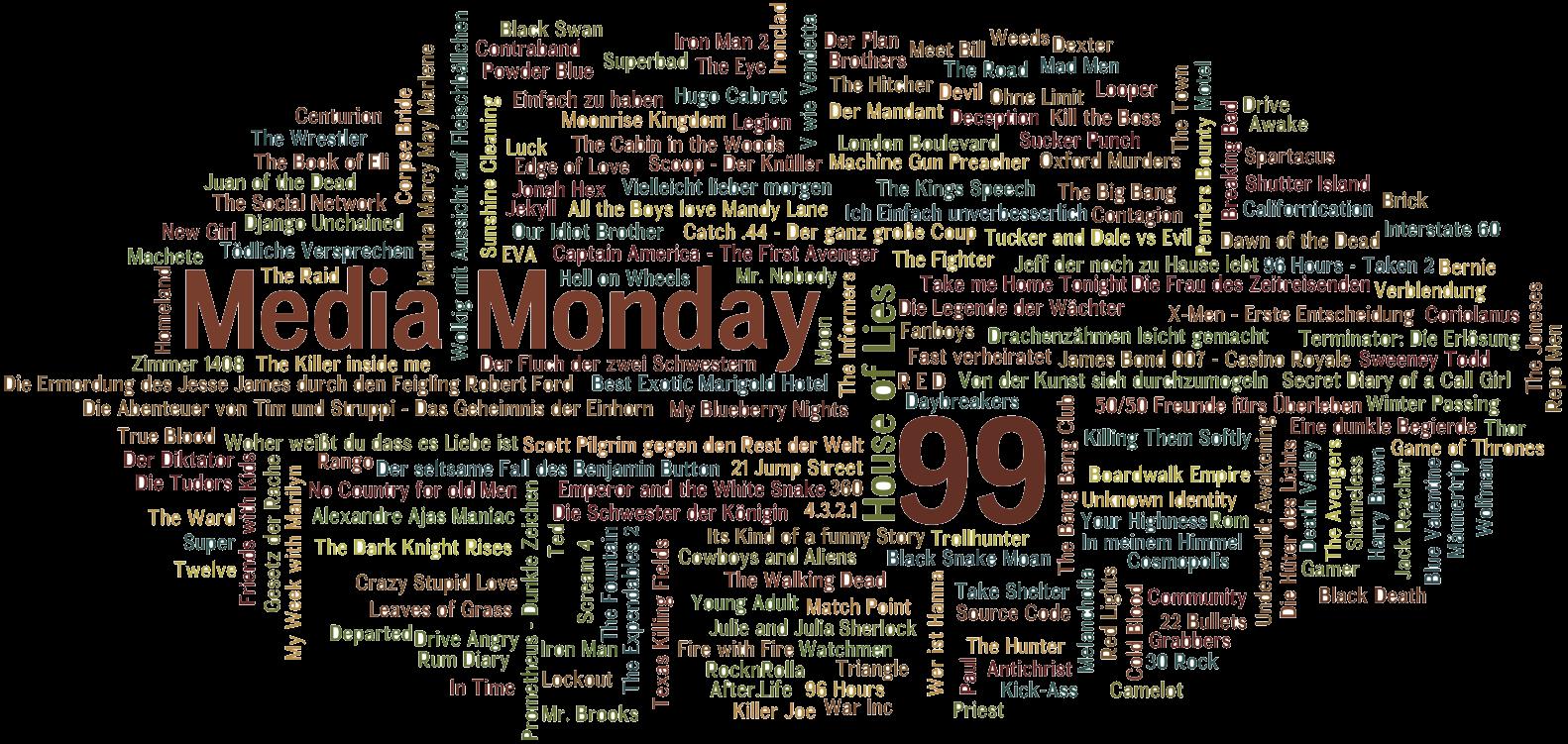 Media Monday 99