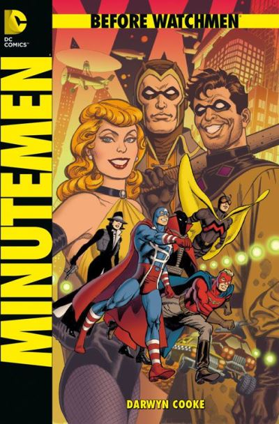 Before Watchmen: Minutemen | © Panini