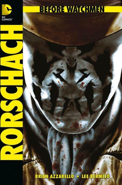 Before Watchmen: Rorschach | © Panini