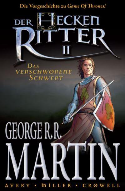 Review: Der Heckenritter 2: Das verschworene Schwert (Graphic Novel)