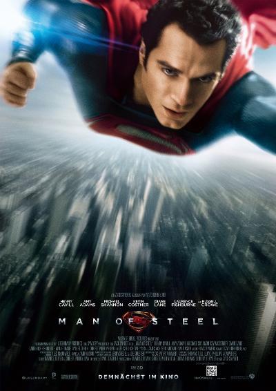 Man of Steel   © Warner Bros.