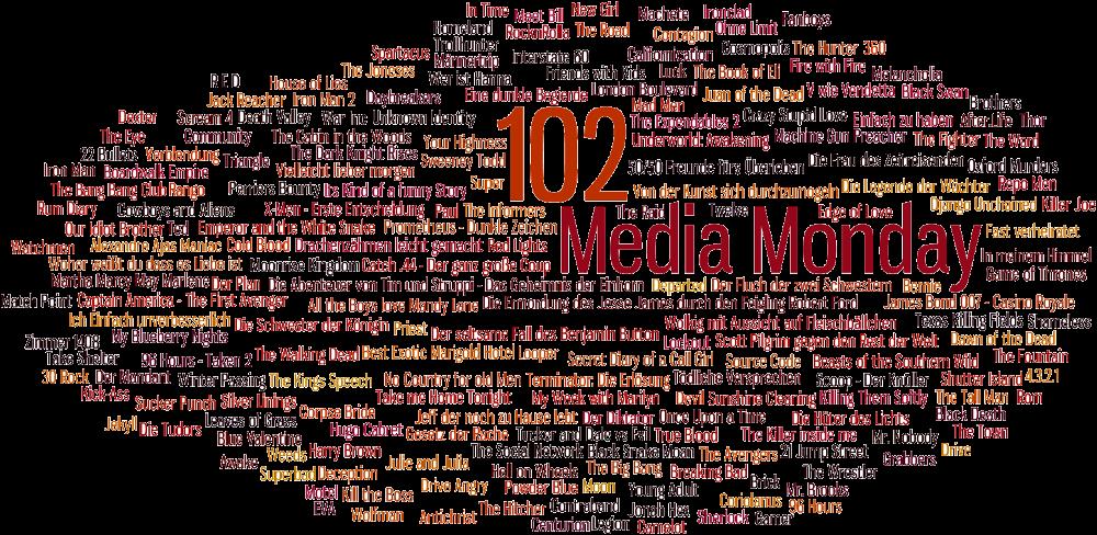 Media Monday 102