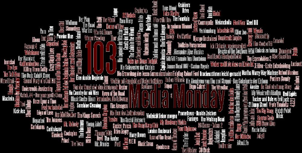 Media Monday 103