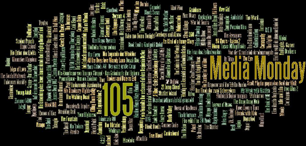 Media Monday #105