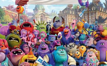 Die Monster Uni | © Disney/Pixar