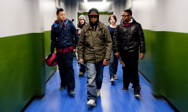 Szenenbild aus Attack the Block | © Capelight