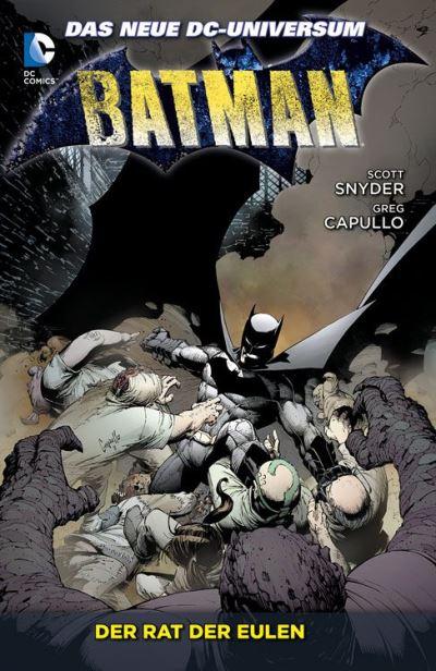 Batman 1: Der Rat der Eulen | © Panini