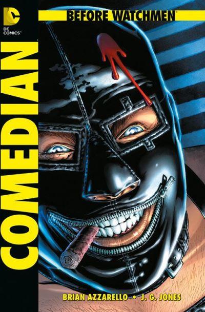 Before Watchmen: Comedian | © Panini