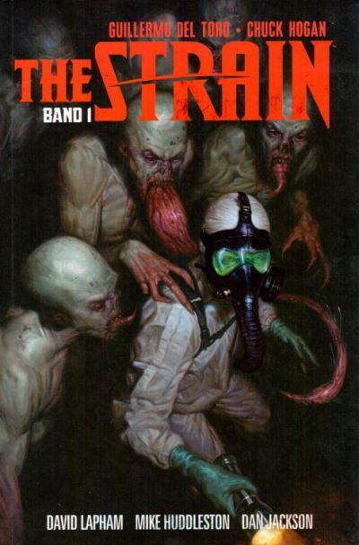 The Strain - Die Saat 1   © Panini