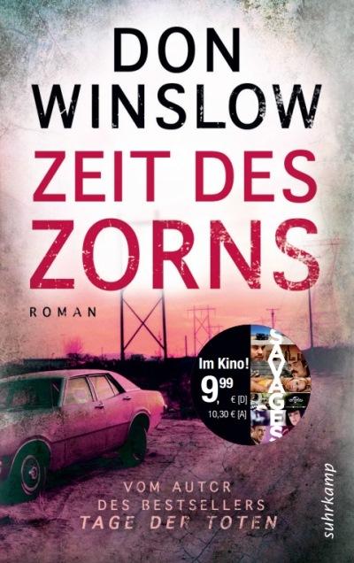Zeit des Zorns - Savages von Don Winslow | © Suhrkamp Verlag