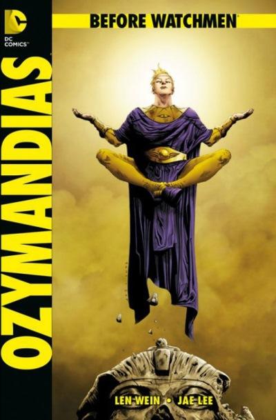Before Watchmen: Ozymandias   © Panini