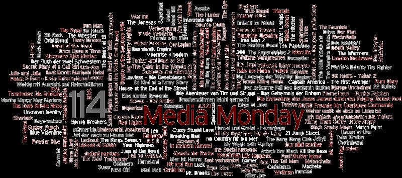 Media Monday #114