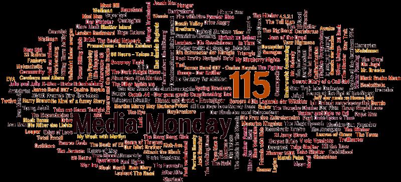 Media Monday #115
