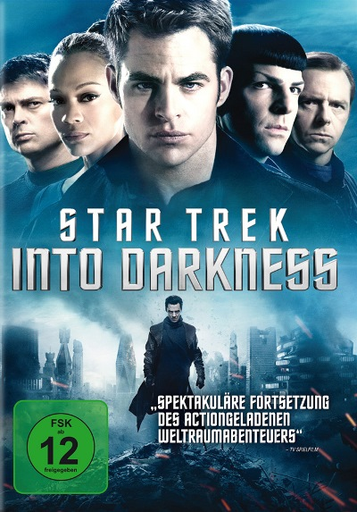 Star Trek Into Darkness   © Paramount Pictures