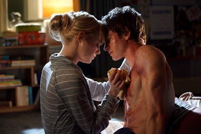 Szenenbild aus The Amazing Spider-Man | © Sony Pictures Home Entertainment Inc.