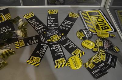 Impressionen von der Frankfurter Buchmesse 2013