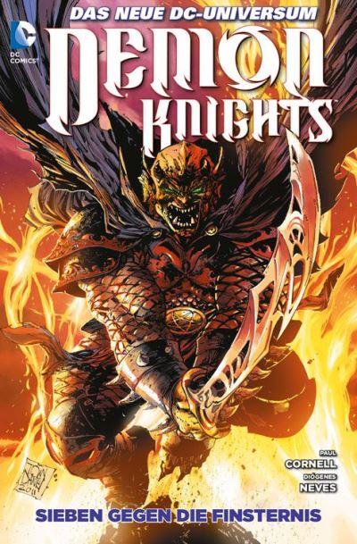 Demon Knights 1 | © Panini