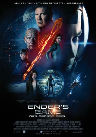Ender's Game - Das große Spiel   © Constantin