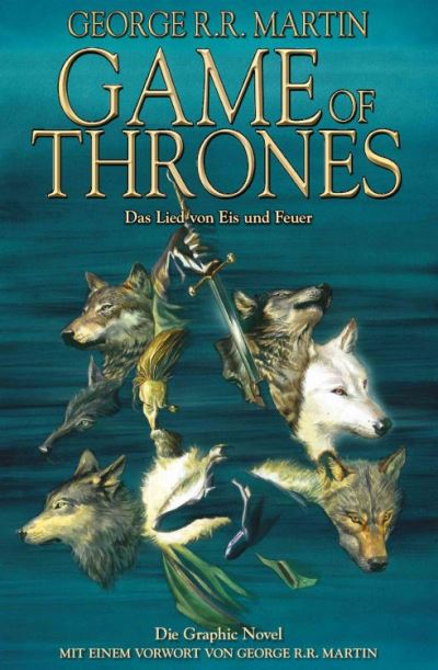 Review: A Game of Thrones: The Graphic Novel 1 (Graphic Novel)