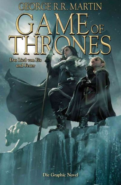 Review: Game of Thrones: Die Graphic Novel 2
