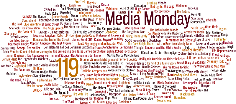 Media Monday #119