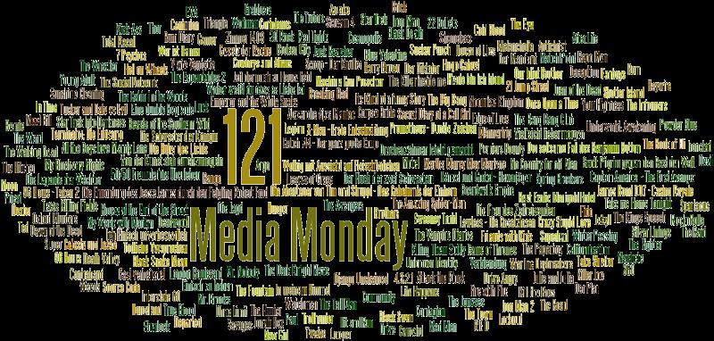 Media Monday #121