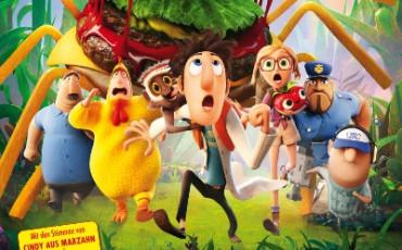 Wolkig mit Aussicht auf Fleischbällchen 2 | © Sony Pictures Animation, Inc.