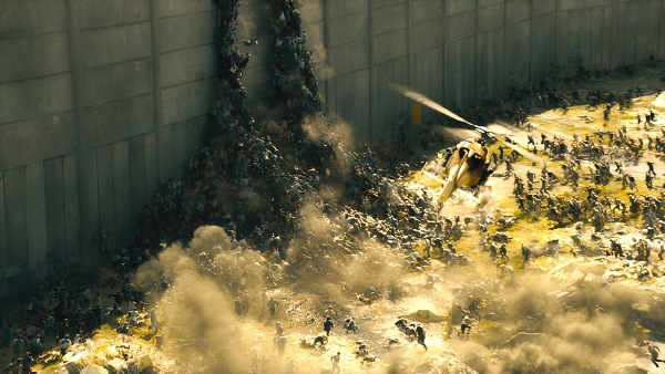 Szenenbild aus World War Z | © Paramount Pictures