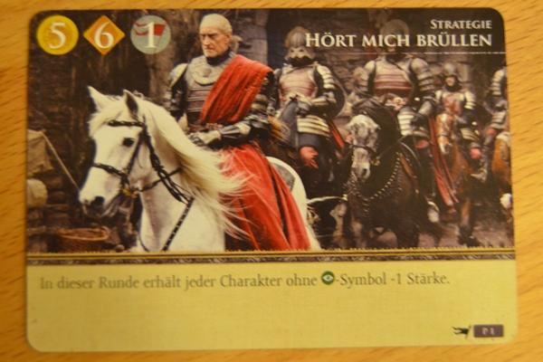 Game of Thrones Kartenspiel - HBO-Edition | © Heidelberger Spieleverlag