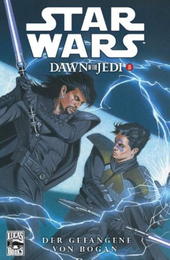 Star Wars: Dawn of the Jedi 2: Der Gefangene von Bogan | © Panini