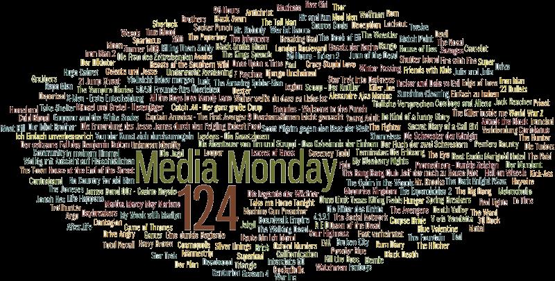 Media Monday #124