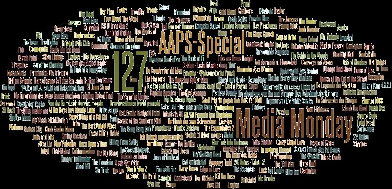 Media Monday #127