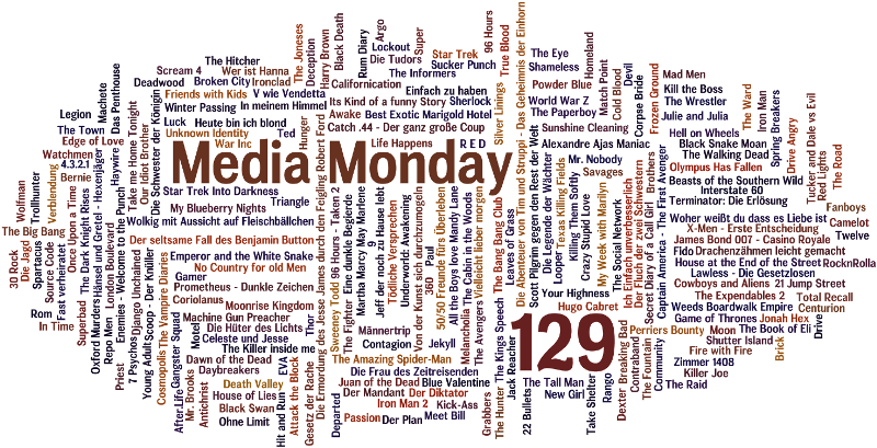 Media Monday #129