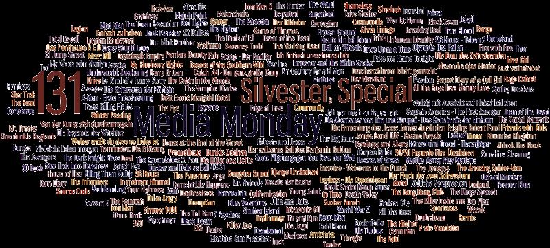 Media Monday #131