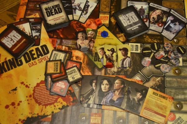 The Walking Dead - Das Spiel | © Kosmos Verlag