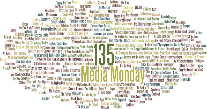Media Monday #135