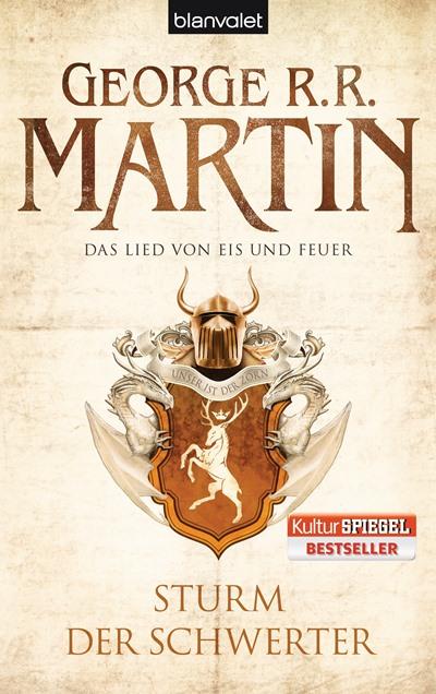 Das Lied von Eis und Feuer 5: Sturm der Schwerter von George R. R. Martin | © Blanvalet