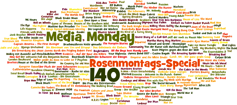 Media Monday #140 - Rosenmontagsspecial